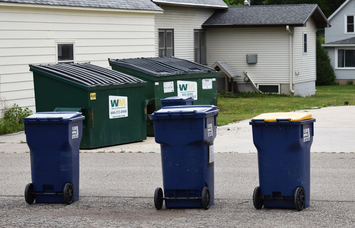 Wanamingo council considers updating solid waste removal agreement