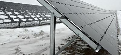Northfield Solar Gardens 1