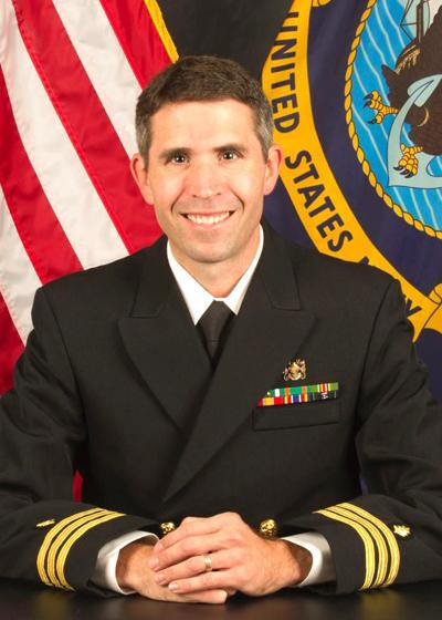 Owatonna graduate commissioned as Naval Commander