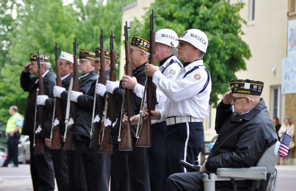 A Memorial Day salute
