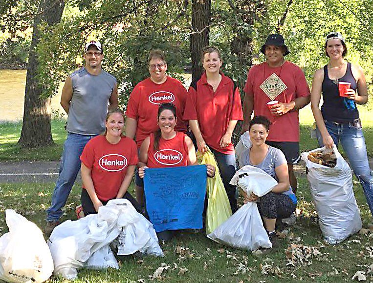 2018 CleanUP Cannon Falls