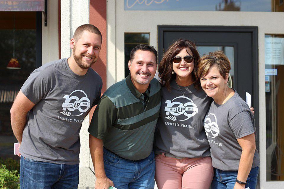United Prairie Bank celebrates two anniversaries for 2019
