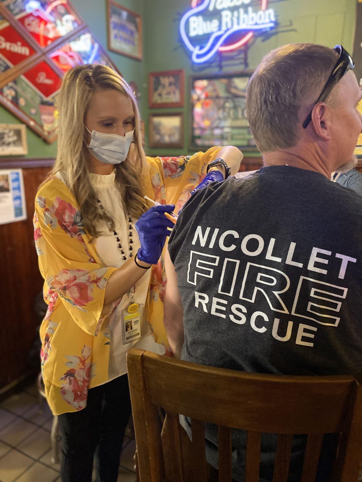 Nicollet County Vaccination 2