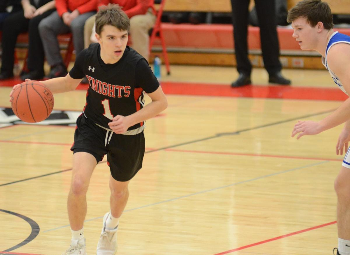 Comeback comes up shy on senior night for K-W