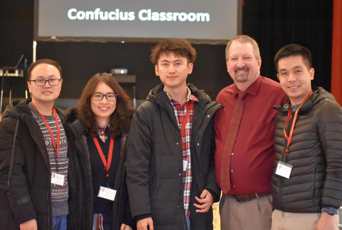 MSAD the first deaf campus to implement Chinese immersion program