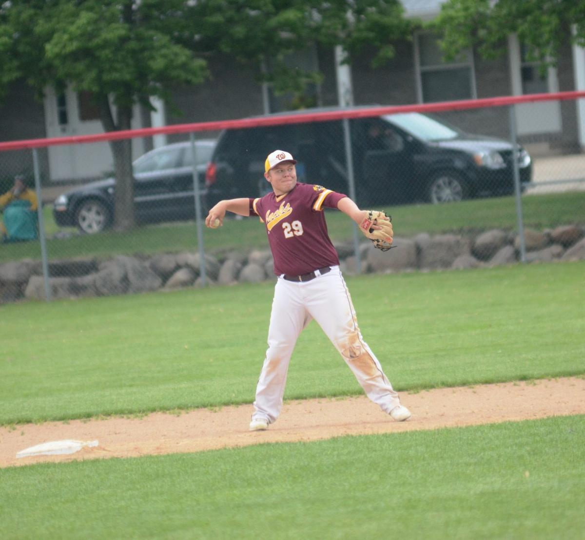 Jacks start Cannon Falls tournament with win