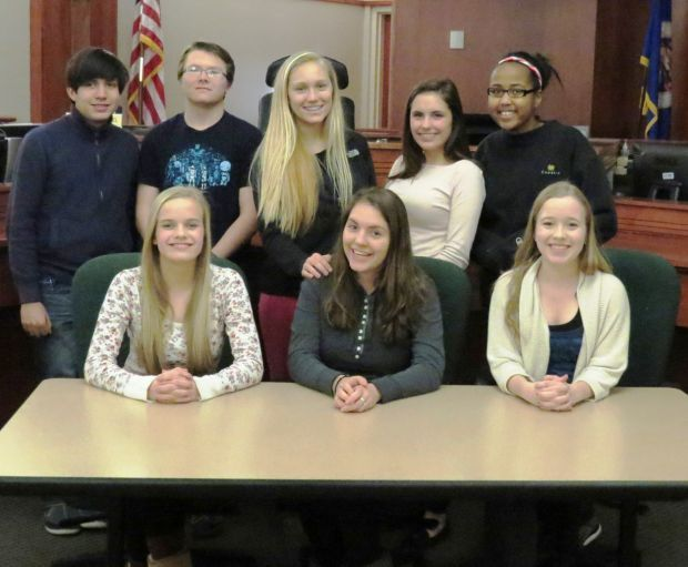 St. Peter Mock Trial team heads to state competition