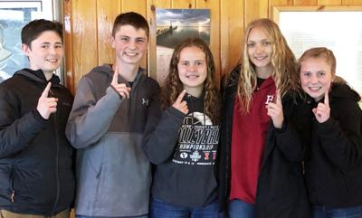 Bethlehem Academy Middle School Team Wins State Envirothon Competition