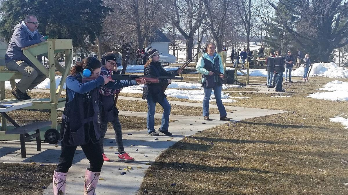 SPRING SPORTS PREVIEW: St. Peter trap shooting team experience shoots up