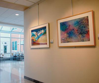 Owatonna Hospital, Arts Center hosts reception for Fall