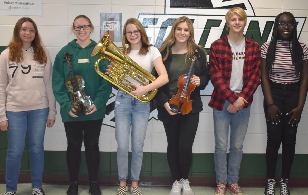 FHS students advance musicality with Rotary Club scholarships