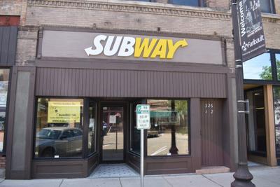 Subway Closed