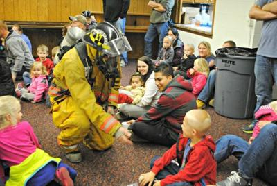 Teaching about fire safety