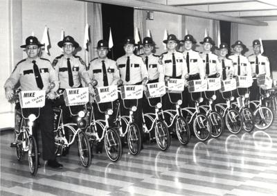 """TODD HALE: Jerry Dickson originated """"Mike the Talking Bike"""" to teach bicycle safety to elementary students"""