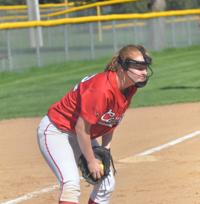 BA softball shuts out K-W on senior day