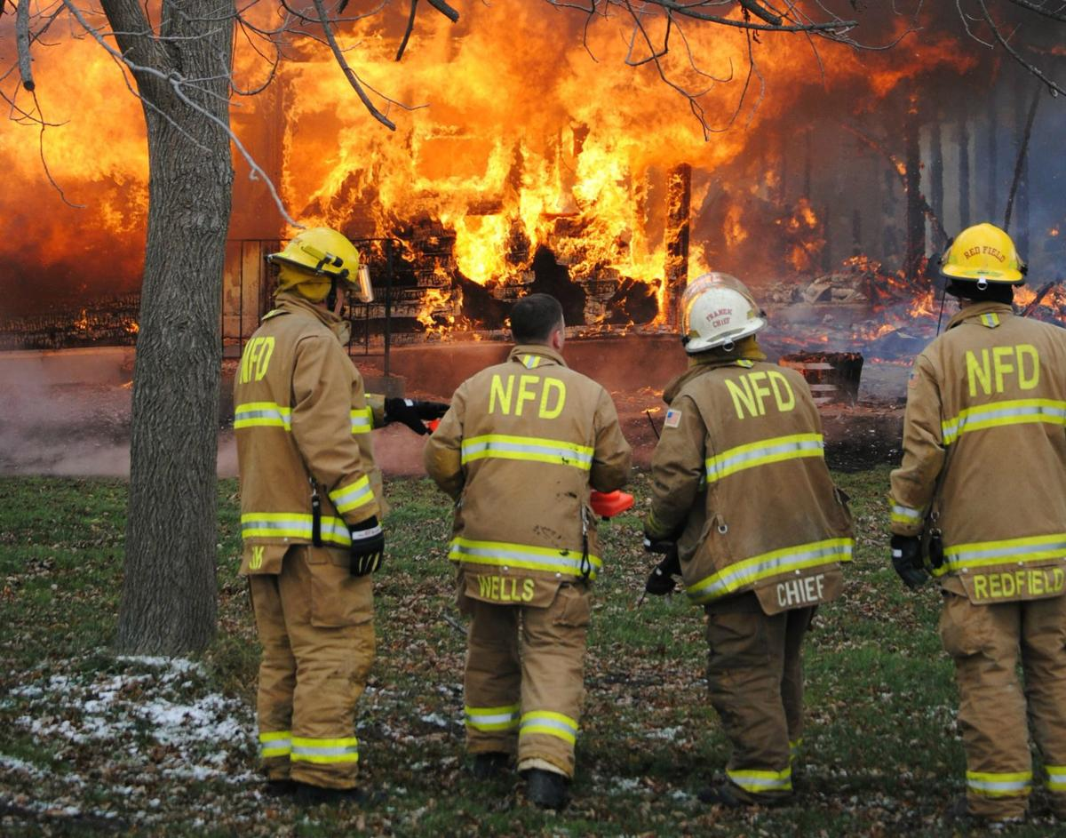 nafrs to add 4 6 firefighters fundraising for heavy rescue truck