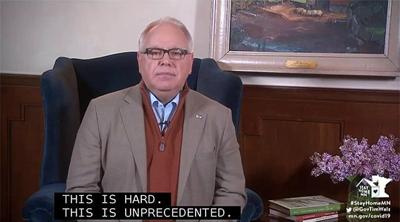 Walz State of the State