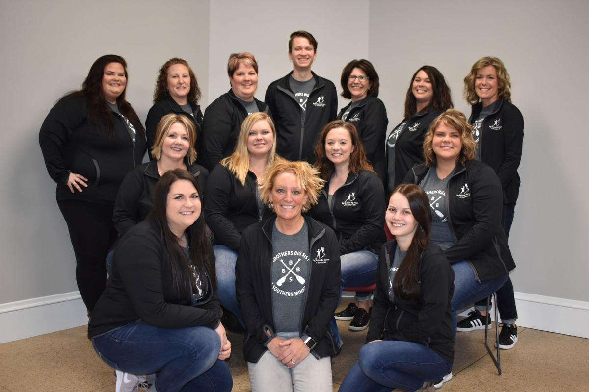 Big Brothers Big Sisters of Southern Minnesota receives 'Agency of the Year' award