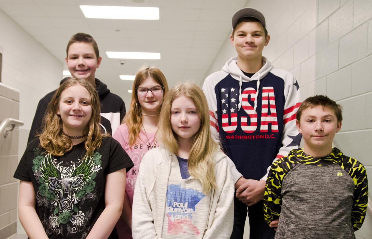 kw jr. high knowledge bowl team red