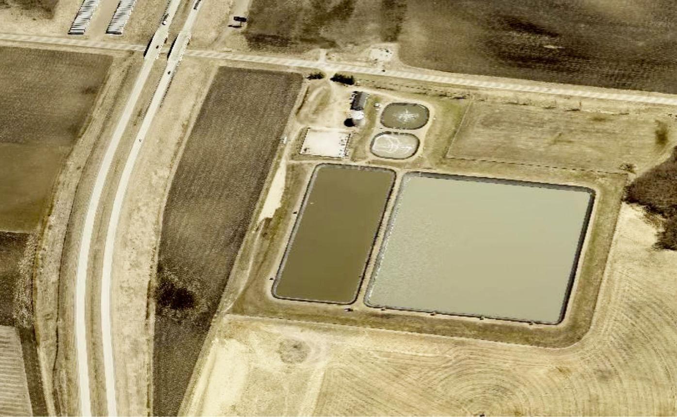 Conagra wastewater treatment
