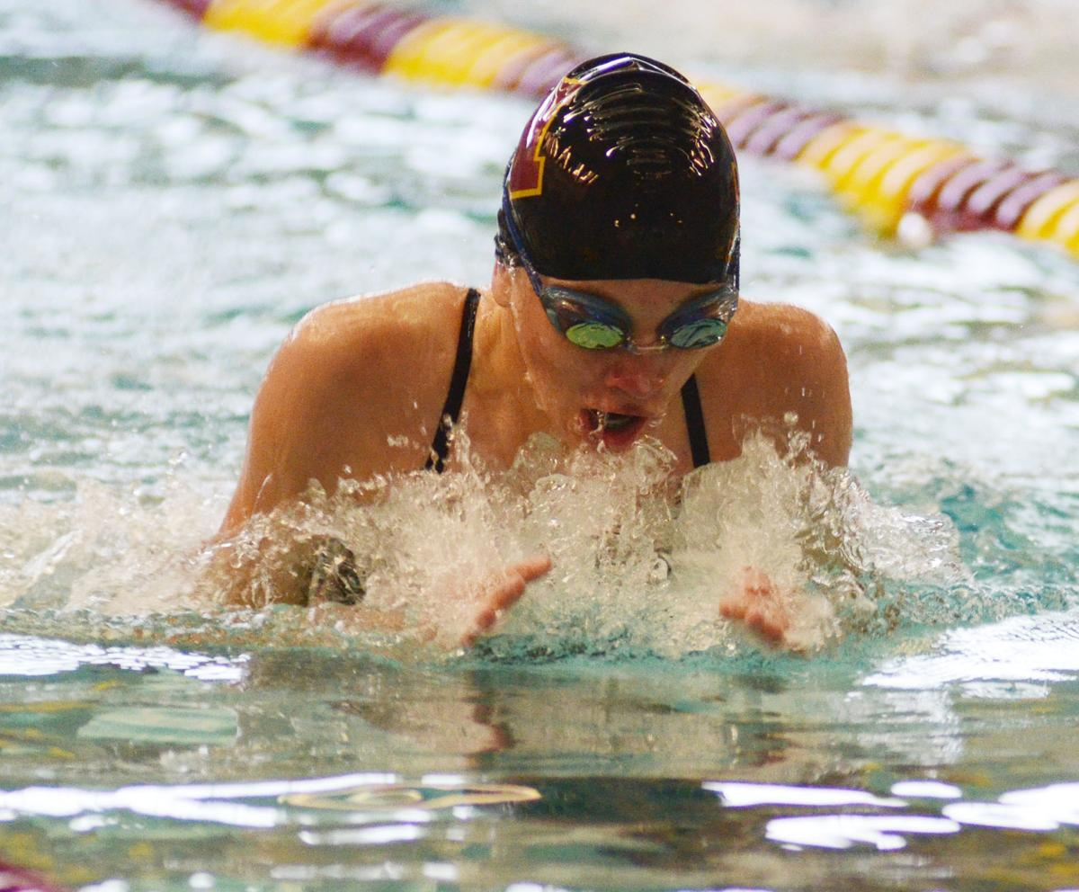 Girls Swim And Dive Divers Post Lifetime Bests As Northfield Downs Austin Sports