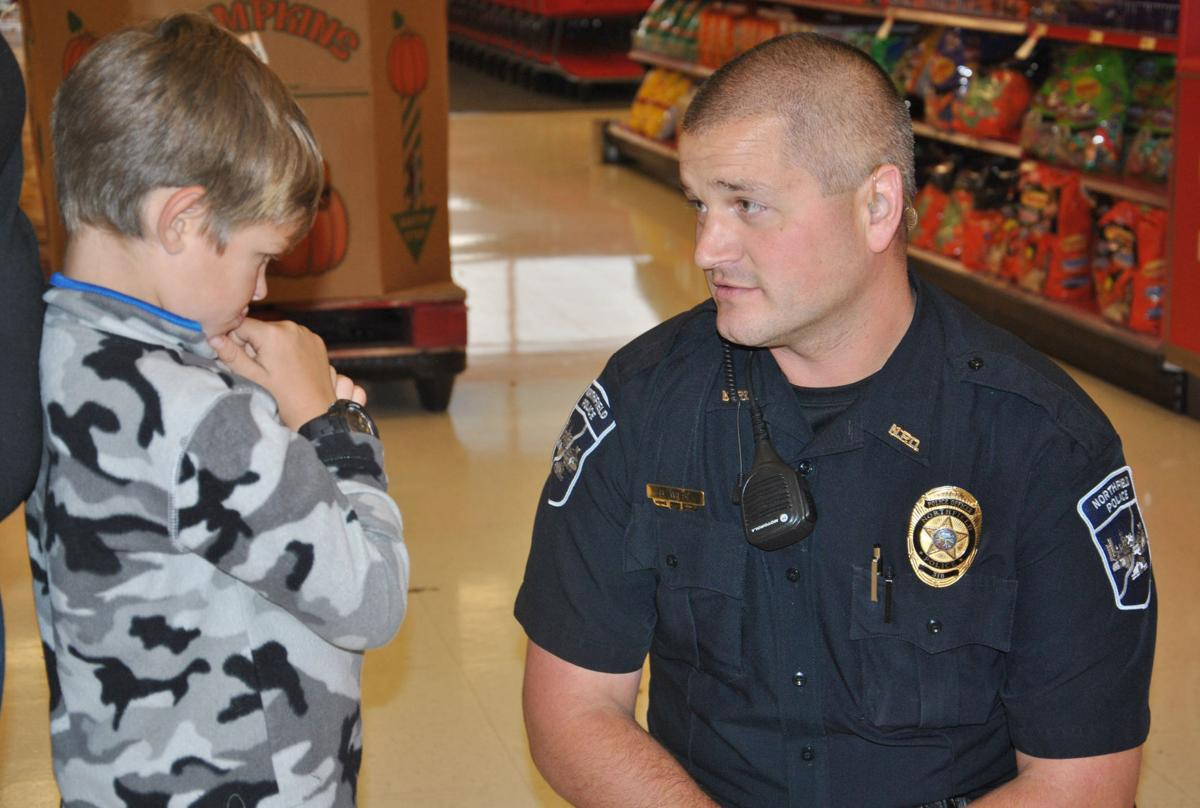 GALLERY: Shop with a Cop event produces bright smiles