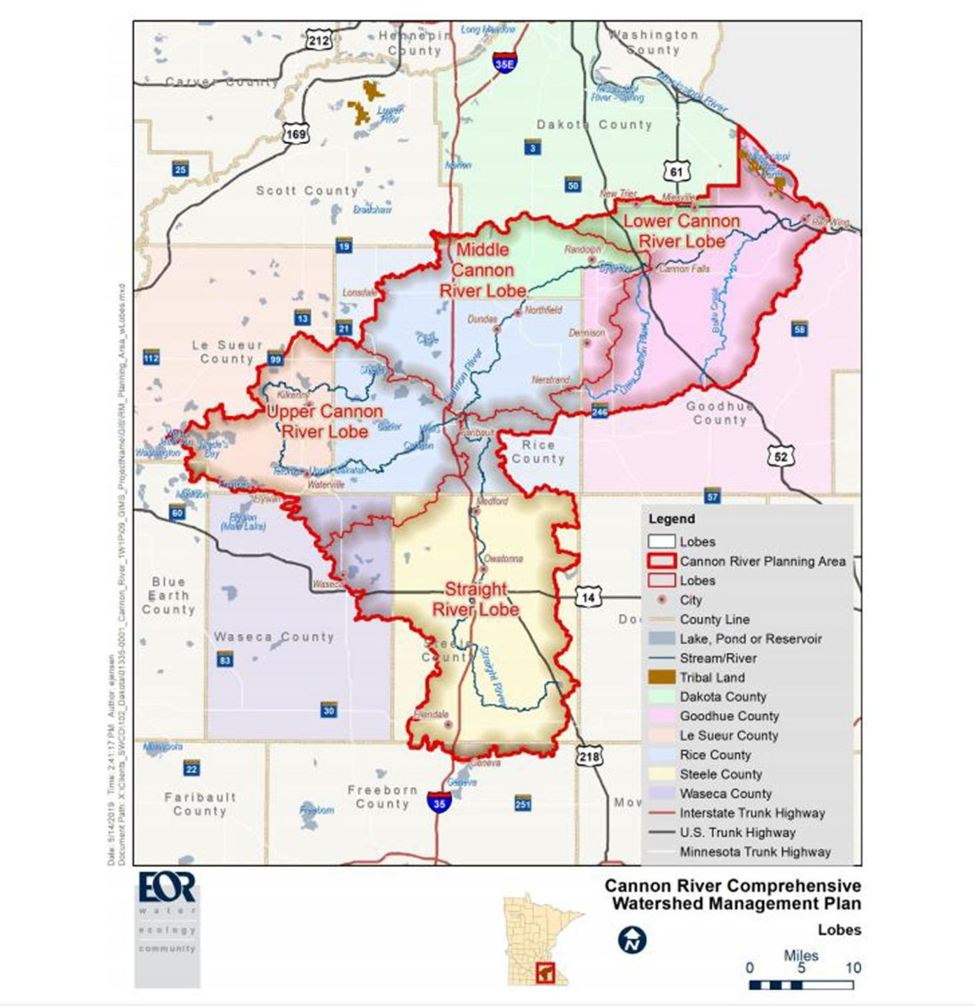 Cannon River Watershed Joint Powers Board