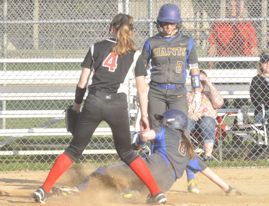 Giants end regular season with two wins over Mayer Lutheran