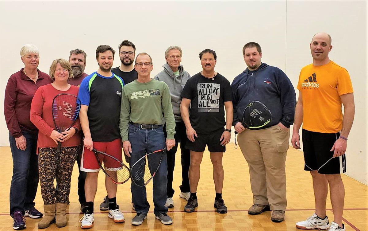 Racquetball Tournament for Tommy raises $300