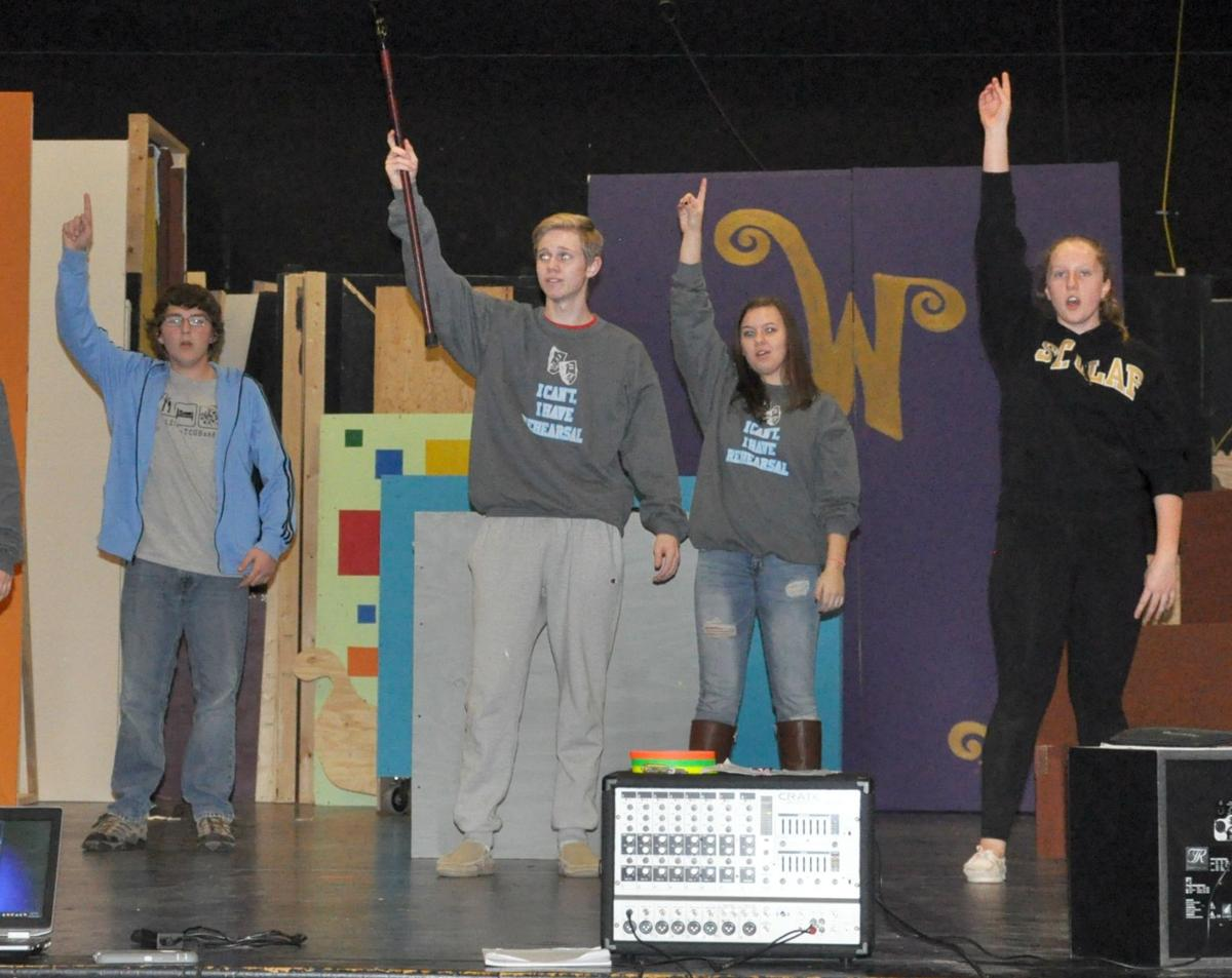 TCU High School bringing 'Willy Wonka and the Chocolate Factory ...