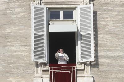Vatican Pope Christmas