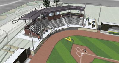 Gustavus baseball field