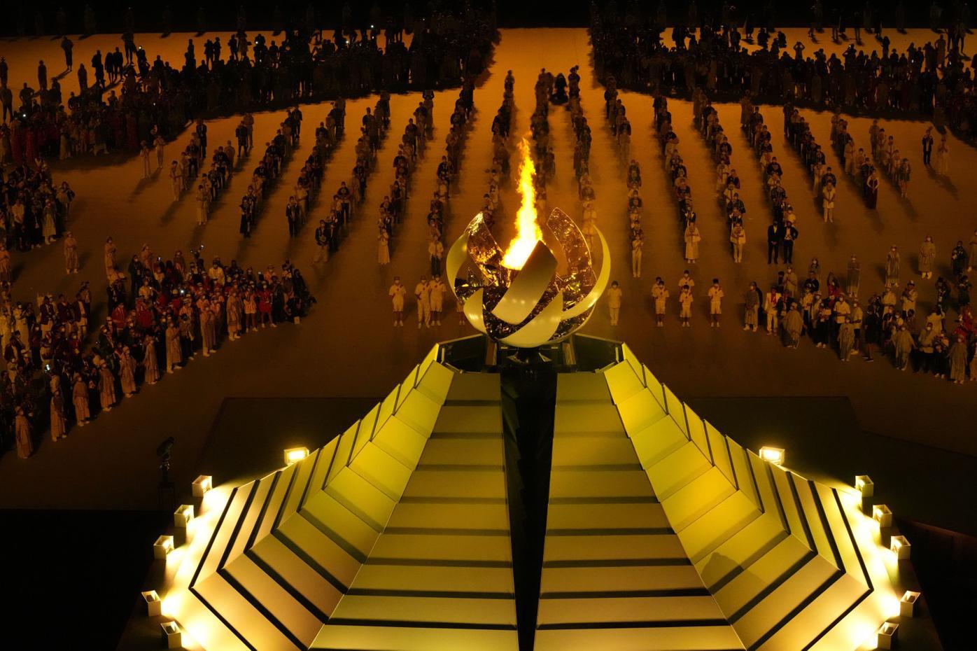 Tokyo Olympics Opening Ceremony Photo Gallery