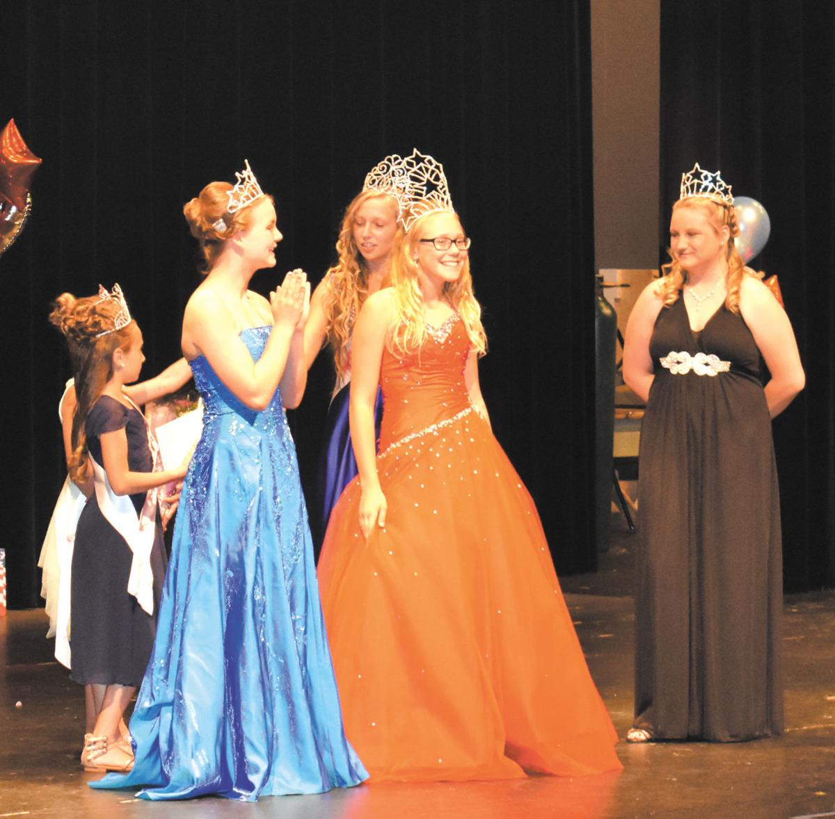 Miss Medford pageant 1