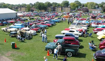 St. Peter Car Show and Swap Meet