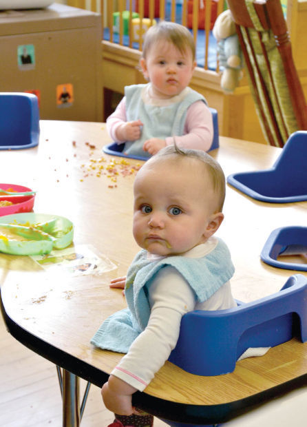 Infants enrolled at Wee Pals
