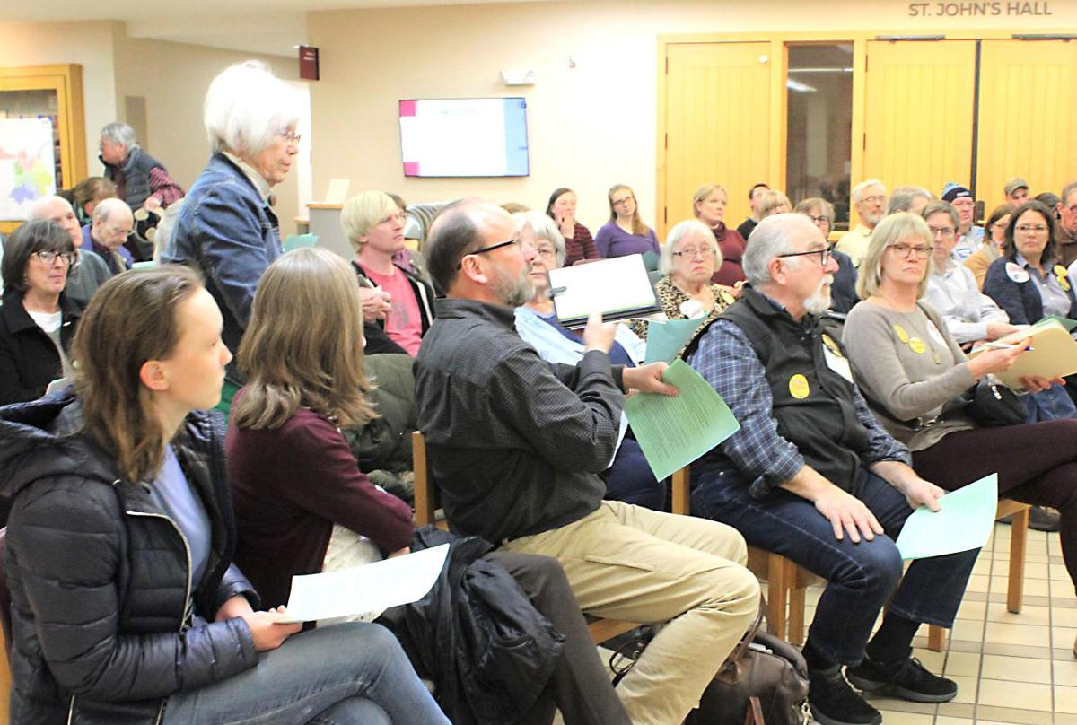 DFLers caucus in Rice County, begin critical process