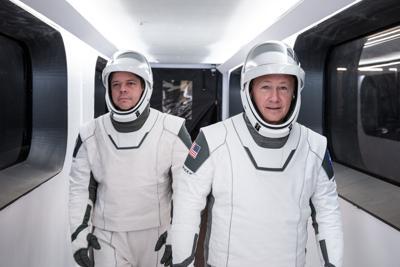 Home Launch Test Pilots