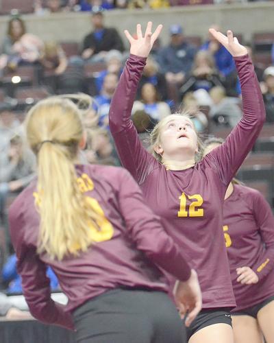 Medford volleyball