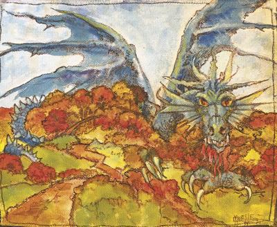 lynette yencho dragon