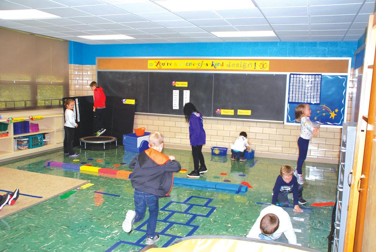 St. Mary's improving learning and health of students with new boost room