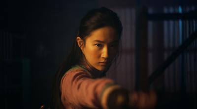 Film Mulan release