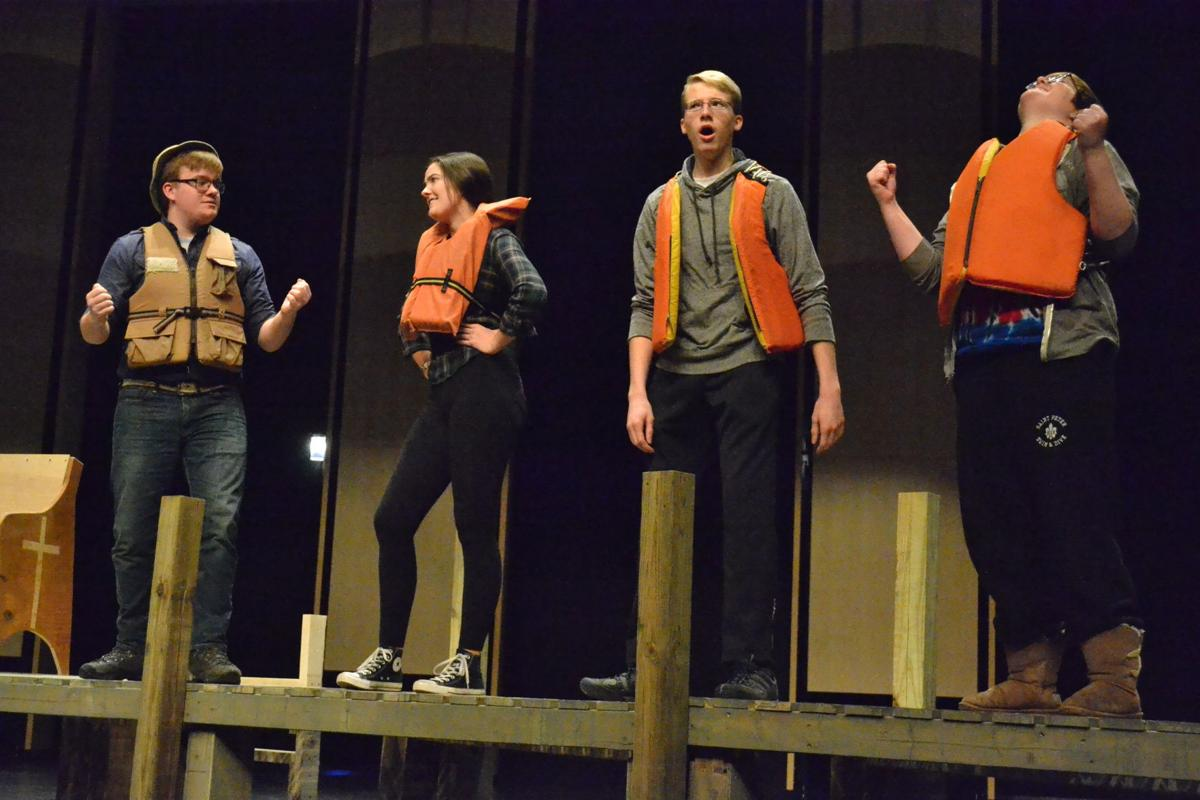 Saints' one-act cast & crew gear up for contests | News