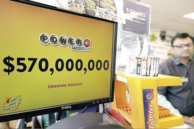 Virus Outbreak Lottery Jackpots