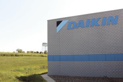 Daikin expansion