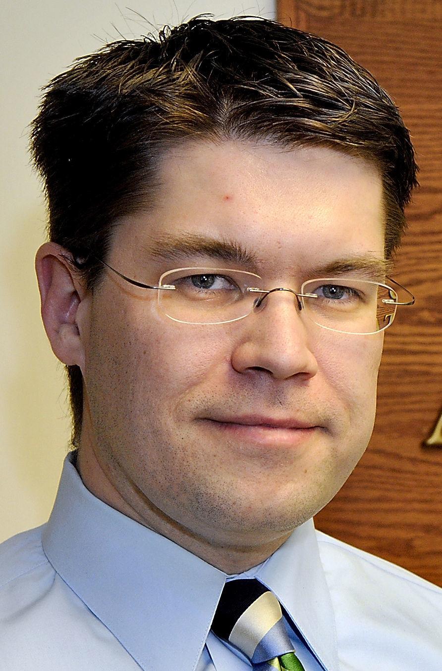 Steele County Attorney Dan McIntosh