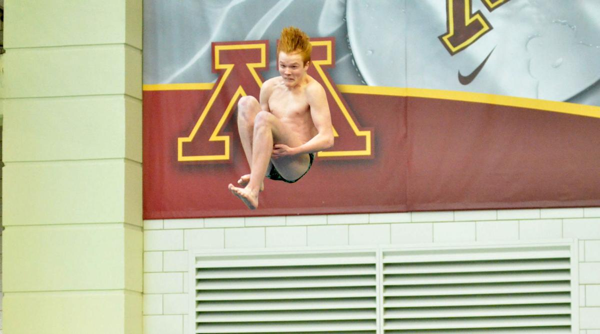 Ohlemann in 7th after 8 dives, advances to Saturday's finals