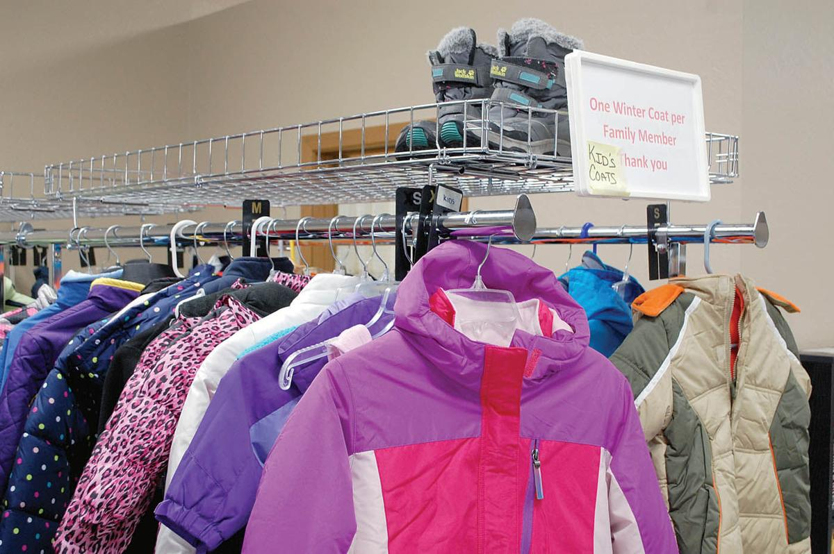 Bank partners with Clothesline to keep community warm this winter