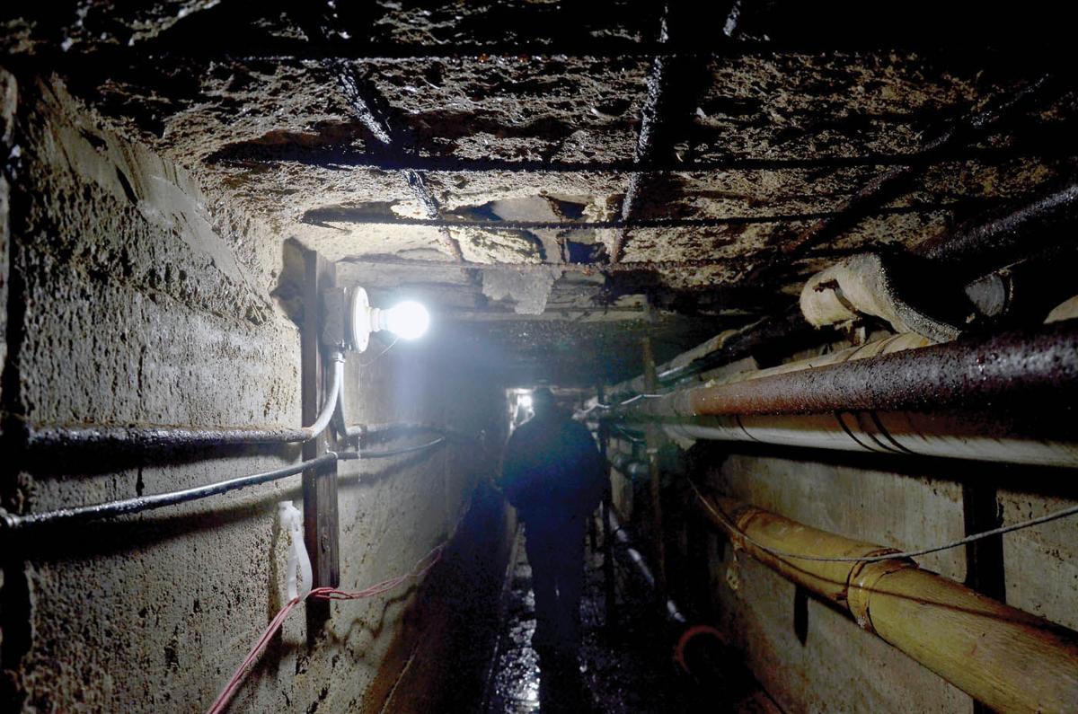 tunnels  pillsbury tunnels  u0026 39 off limits u0026 39  for students