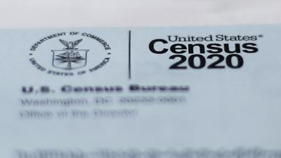 Virus Outbreak 2020 Census Redistricting
